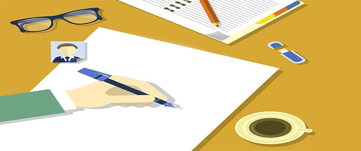 با نوشتن رزومه حرفهای، بدون سابقه کار استخدام شوید.!