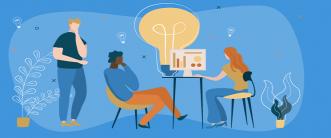 تفکر خلاق چیست؟ تکنیکهای تفکر خلاق در مدیریت کسب و کار