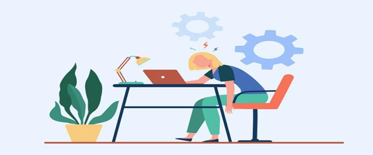 15 تکنیک برای از بین بردن خستگی ذهنی