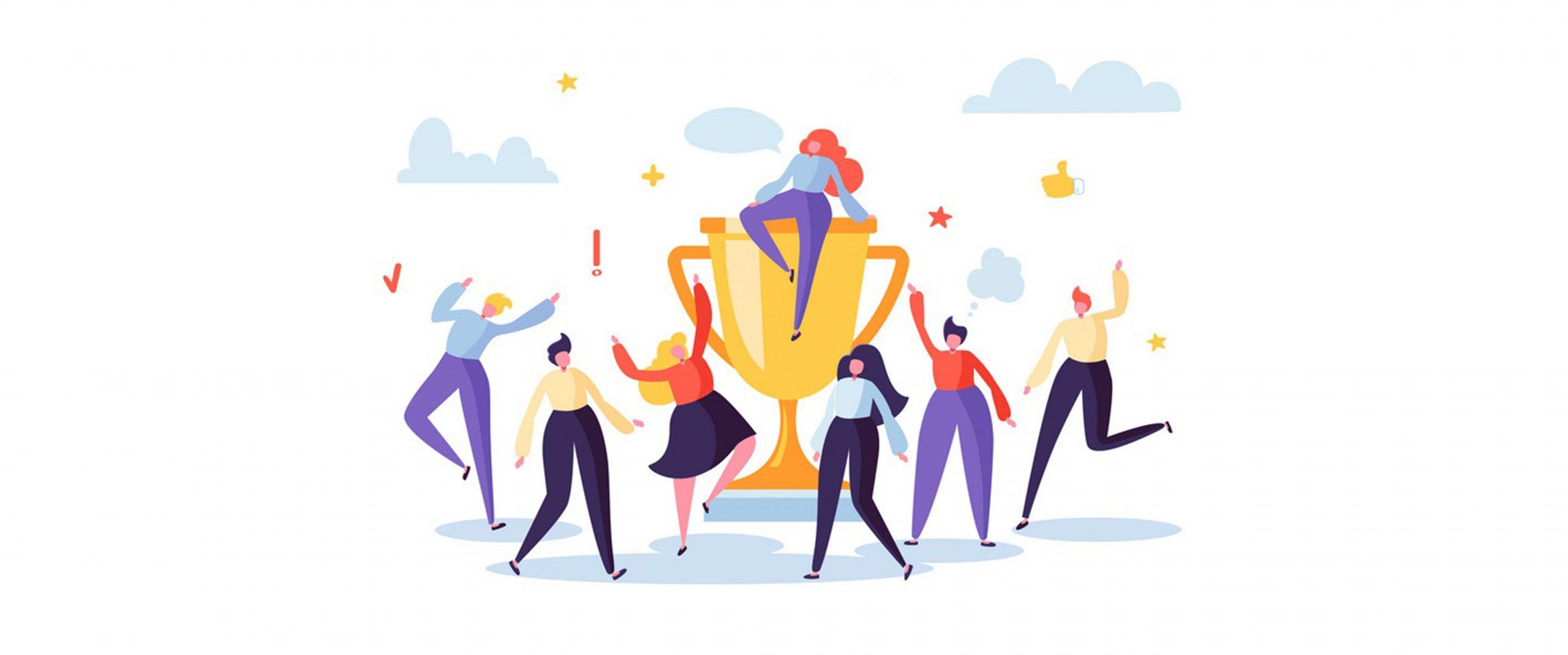 درنظر گرفتن جایزه برای کارکنان