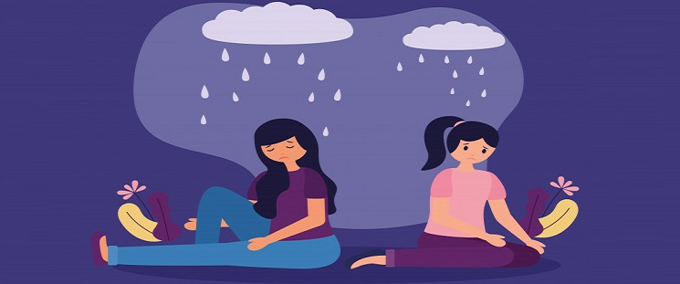 افسردگی چیست؟ چگونه بفهمیم افسرده هستیم؟ (علایم تشخیصی + انواع و درمان افسردگی)
