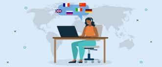 مترجم همزمان چگونه استخدام میشود؟ +( آشنایی با انواع مترجم دورکار و مترجم متون)
