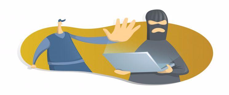 پیشگیری از وقوع کلاهبرداری اینترنتی