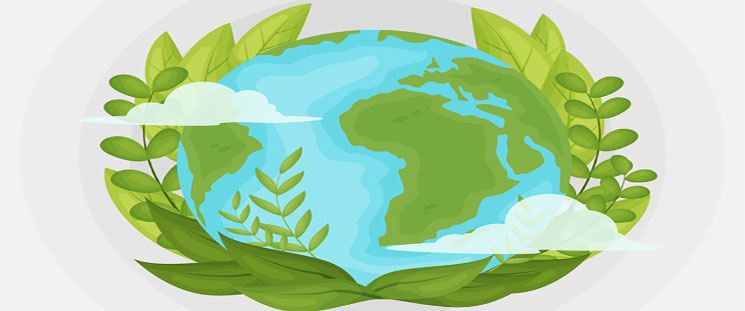 زمین سبز