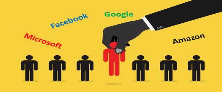 نحوه استخدام در شرکتهای موفق جهان