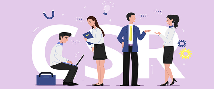 مسئولیت اجتماعی شرکتی (CSR) چیست؟