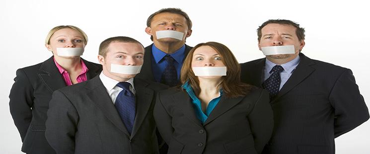 سکوت سازمانی چیست؟
